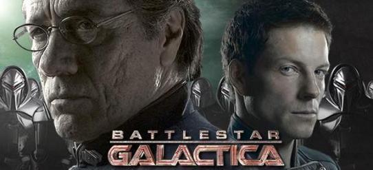 Battlestar Galactica Logo 01
