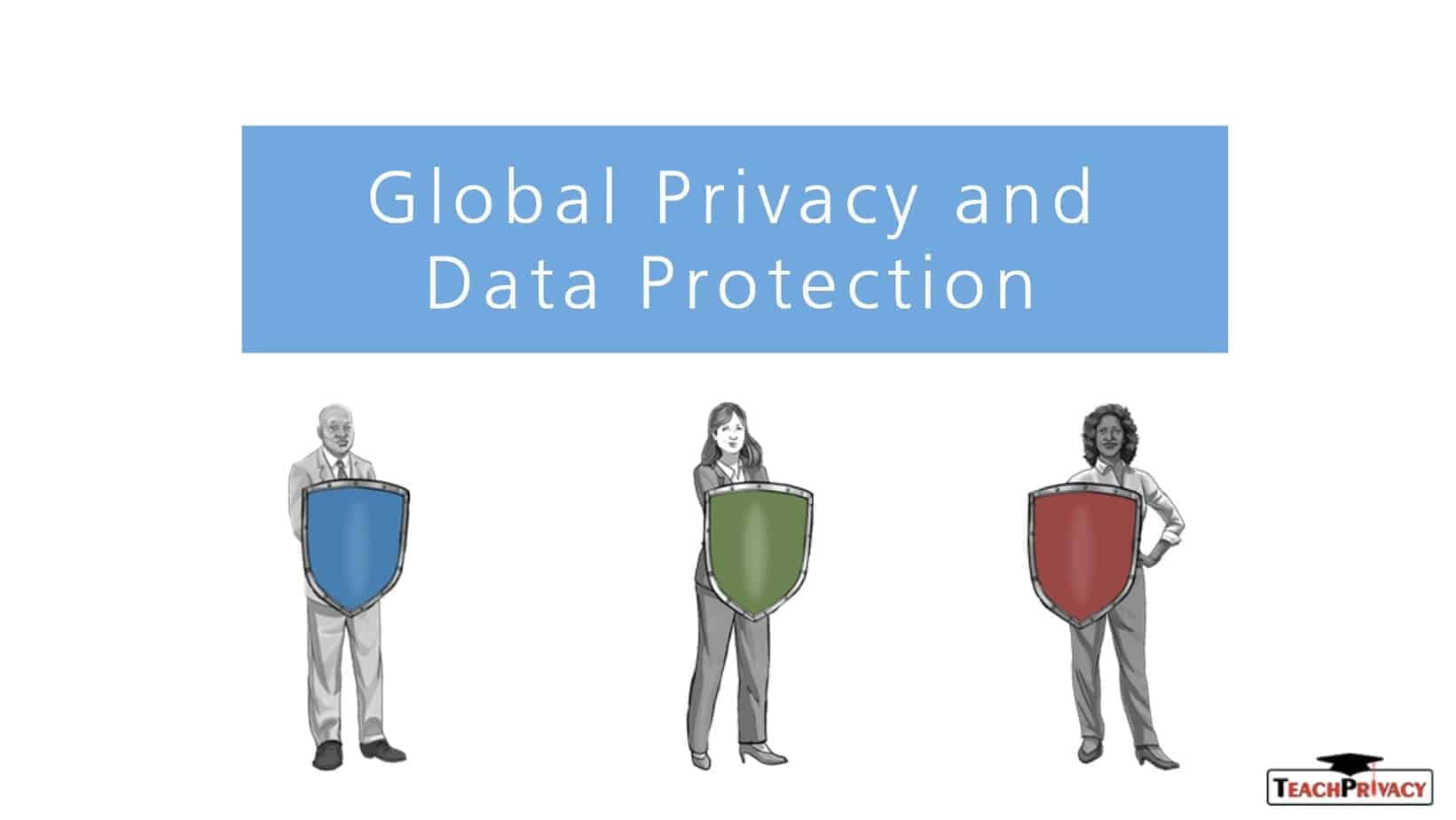 Module Global Privacy and Data Protection 25 min 09