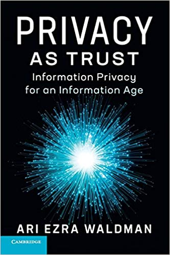 Privacy as Trust