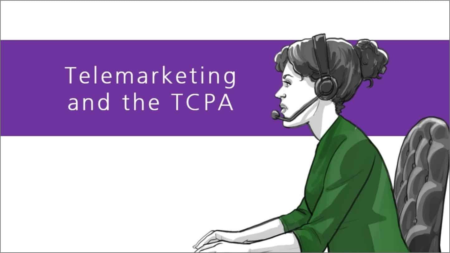 TCPA Training