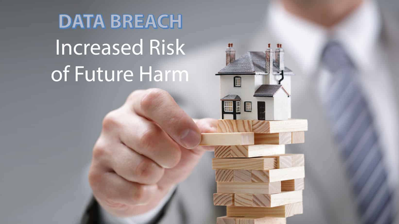 Data Breach Harm and Standing: Increased Risk of Future Harm