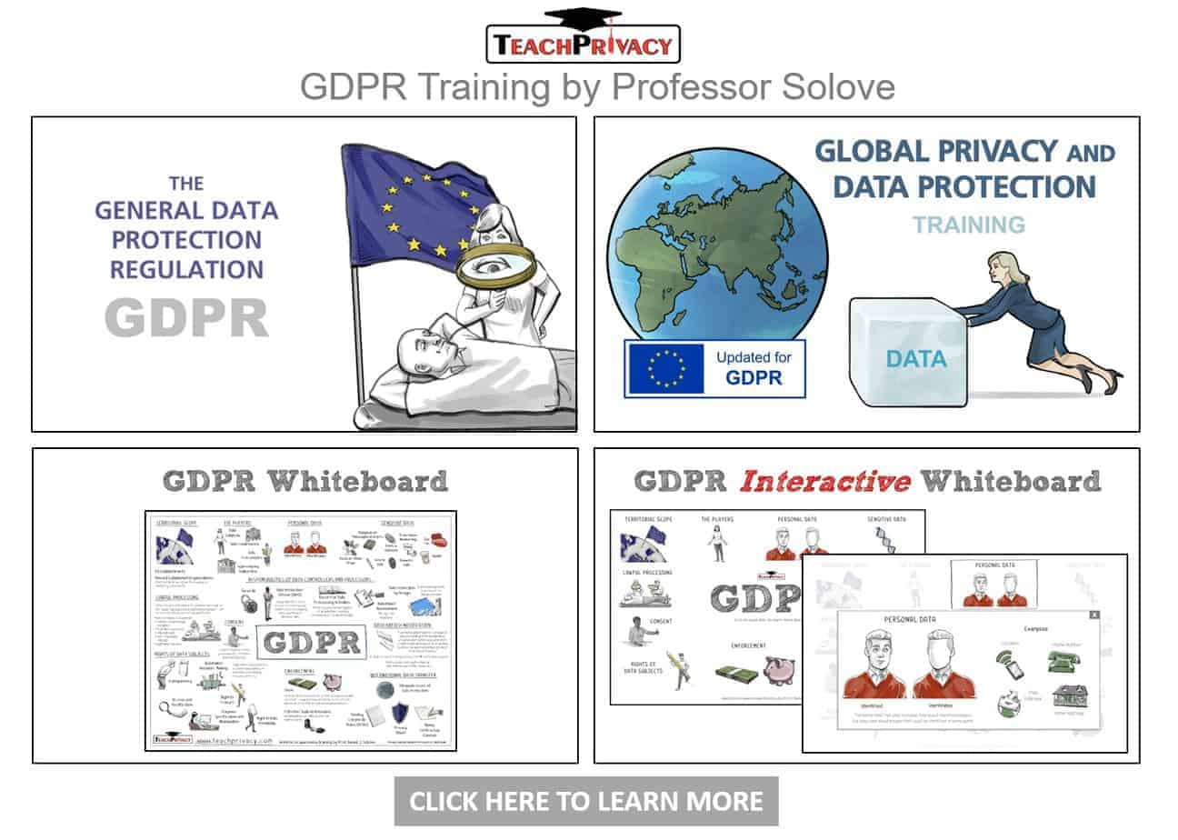 GDPR Training TeachPrivacy 07