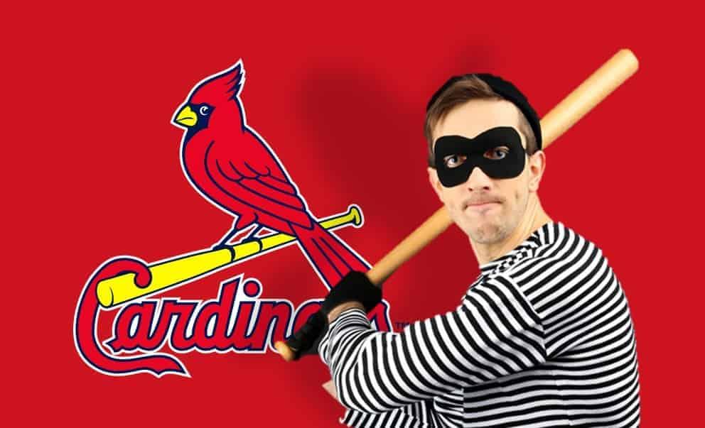 St Louis Cardinals Hacking Baseball