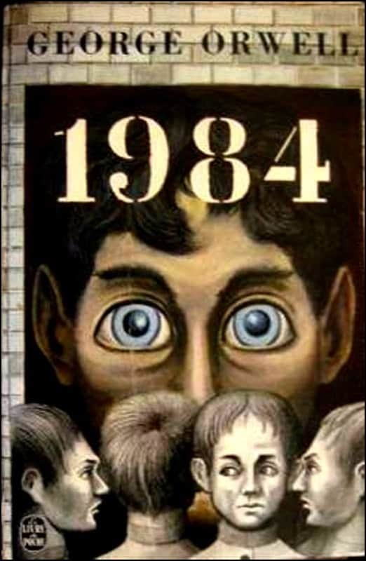 an analysis of the characters in george orwells 1984 Free study guides and book notes including comprehensive chapter analysis, complete summary analysis, author biography information, character profiles, theme analysis, metaphor analysis, and top ten quotes on classic literature.
