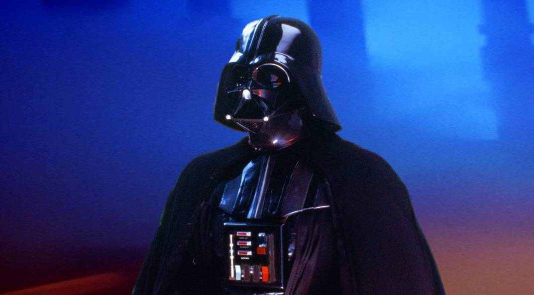 Star Wars Privacy and Security Awareness Darth Vader