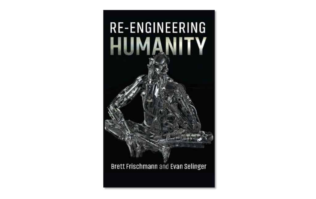 Re engineering Humanity Book Cover